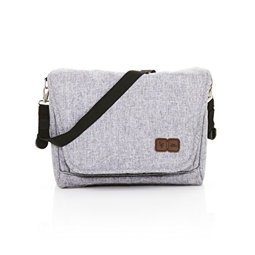 ABC Design 2018 Wickeltasche Fashion graphite grey